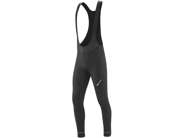 Gonso Vivio Therm Bib Tights Heren, black